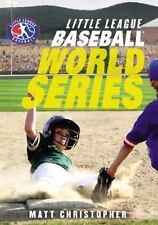 Baseball World Series: By Christopher, Matt