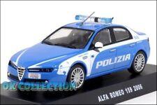 1:43 Polizia italiana / Police - ALFA ROMEO 159 Livrea Pantera - 2006 _(64)