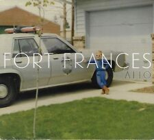 Alio by Fort Frances (CD, 2015)
