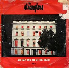 THE STRANGLERS<>ALL DAY AND ALL OF THE NIGHT<>45rpm single