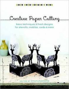 Creative Paper Cutting by Shufunotomo (Paperback, 2010)