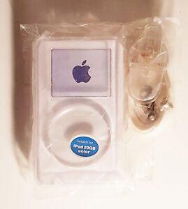 Schutzhülle transparent für Apple iPod 20GB Color Case Cover Schale Abdeckung 1A