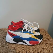 Childrens Size 11 Puma Rs-x Trainers.
