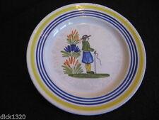Continental Pottery Tableware Dessert Plates