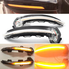 For AUDI A3 S3 RS3 8V 2013- 2018 LED Light Side Dynamic Sequential Mirror Signal