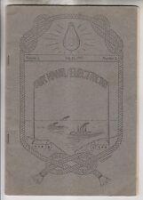 JULY 25 1907 PUBLICATION - OUR NAVAL ELECTRICIAN - VOL.1 No.2