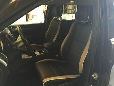 KATZKIN LEATHER SEAT COVERS 2013 2014 2015 2016 2017 JEEP GRAND CHEROKEE CUSTOM