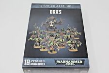 Warhammer Start Collecting Orks New
