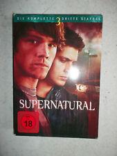 Supernatural - Staffel 3  [5 DVDs] (2014) TV Serie Horror Ackles Padalecki 18 J.