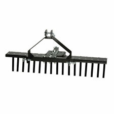Impact Implements Cat-0 Category 0 Landscape Rake for Compact Tractors