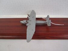 DINKY. Flying Boat.Clipper 111.(Sikorsky S32).  Silver. 1938-40. 60w