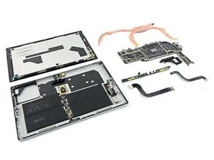Microsoft Surface Pro Repairs SSD LCD Batteries