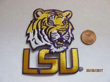 """Lsu Tigers Louisiana State 3 3/8"""" Patch 2002-2013 Alternate Logo College"""