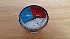 BBQ Thermometer Räucherthermometer Smoker Grill Räucherofen Edelstahl