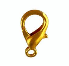 20Pcs Lobster Clasps Claw Earrings Bracelet DIY Necklace jewelery Makings 21mm