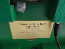 DANBURY MINT - GREAT AMERICAN LIGHTHOUSES COLLECTION-PONCE deLEON