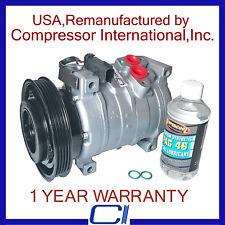 A//C Compressor For 2001 2002 2003 2004-2010 Chrysler PT Cruiser 2.4L CO 27001C
