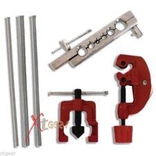 6 PC Tubing Cutter Flaring Bending Tubes Tool Kit Cut Flare 3 Tubing Benders