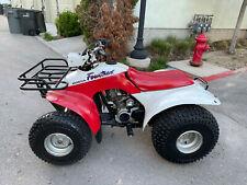 Rare 1987 Honda TRX125 FourTrax 4 Wheeler ATV Classic