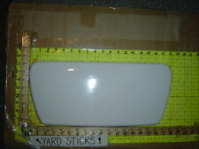 """18.25 x 8.25"""" ! VITRA #3 toilet tank commode lid cover top 6853 6973 6943 WHITE"""