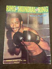 Ring Mundial Ring Boxing Magazine