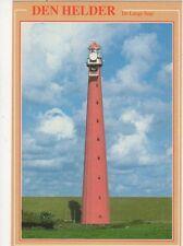 Den Helder De Lange Jaap Netherlands Lighthouse Postcard 327a ^