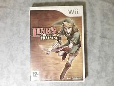 LINK'S CROSSBOW TRAINING THE LEGEND OF ZELDA WII PAL EUR ITA ITALIANO COMPLETO