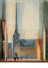 """vintage greeting artistcard Feininger ,Feininger gelmerode """"2888"""""""
