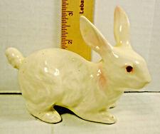 Vintage Easter Bunny Rabbit Figurine - Japan