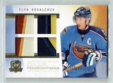 09-10 UD The Cup Foundations  Ilya Kovalchuk  1/10  Quad Patches  LA Kings