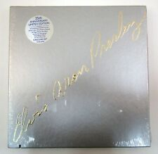 ELVIS ARON PRESLEY 1980 SEALED PROMO REVIEWER SERIES NUMBERED 8 LP BOX SET