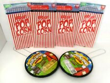 The Home Store Popcorn Bags Lot Of 4 Packs 40 Bag Count Amp 2 Free Gifts New