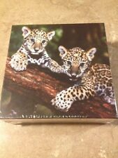 Puzzle Jaguar Cubs 300 Piece Milwaukee County Zoo