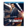 The Commuter Blu-ray + Digital + SLIP COVER Liam Neeson LIKE NEW  (NO DVD)