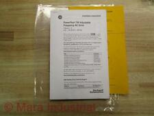 Allen Bradley 20-IN019A-EN-P Instructions For PowerFlex 700