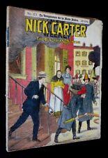 Nick Carter (1e série - n°173) : La Vengeance de la Main noire