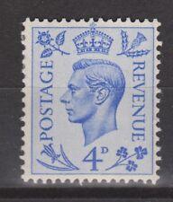 Great Britain nr 245 MLH GEORGE VI 1950 VEILING postzegels ENGELAND UK