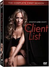 The Client List Complete First Series One Season 1 DVD Brand New Sealed In Stock