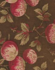 Antique 1870 Apples Fabric