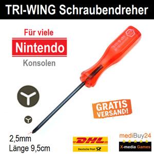TRI WING Schraubenzieher Game Boy Color Classic GBA Reparatur Y Schraubendreher⭐