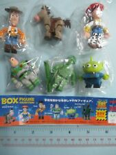 Yujin Disney Toy Story Woody Losto Buzz Kubrick Gashapon Figure