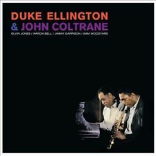 Ellington & Coltrane [Bonus Track] by Duke Ellington/John Coltrane (Vinyl, Jan-2013, Wax Time)
