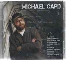 Michael Card-Icon CD Contemporary Christian Music  (Brand New Factory Sealed)