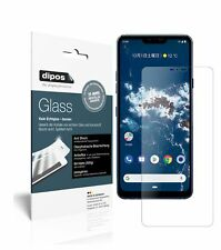2x LG X5 Android One Screen Protector matte Flexible Glass 9H dipos