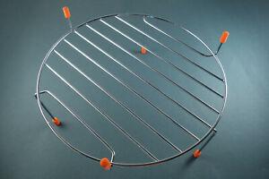 Grillrost Rost für Mikrowelle Durchmesser 27cm Höhe 9,8cm und 4,0cm