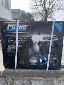 Pulsar PG1202S 1200-Watt 2 Stroke Gasoline Generator Rated 900-Watt Generator