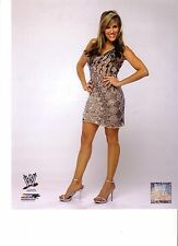 LILIAN GARCIA UNSIGNED ORIGINAL 8x10 PHOTO FILE NEW 2013 WWE WWF DIVA