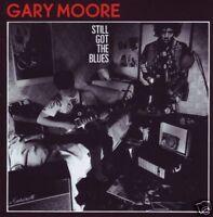 GARY MOORE - STILL GOT THE BLUES D/Remaster CD w/BONUS Trax ~ BLUES GUITAR *NEW*