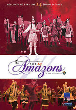 The 14 Amazons (DVD, 2010 without/Slipcover) RARE,  BRAND NEW SEALED