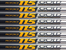 UST PROFORCE R TOUR V2 115 4-PW+AW REGULAR FLEX GRAPHITE IRON SHAFTS SET 8 taper